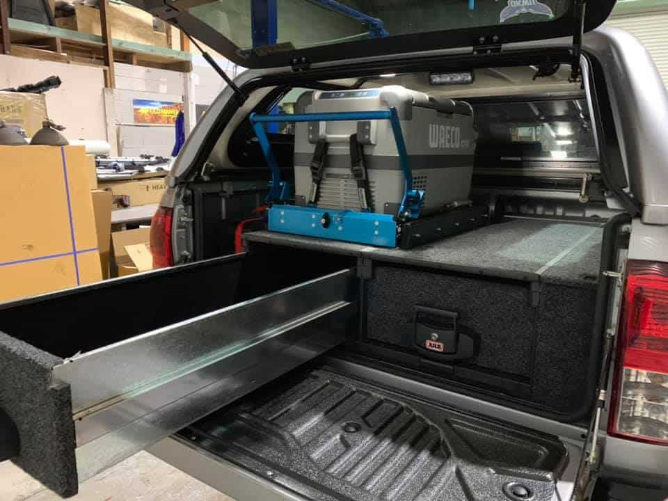 ARB Outback solutions modular drawers